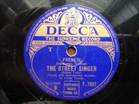 ARTHUR TRACY (THE STREET SINGER) - Frenesi
