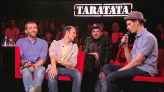 C2C - Interview (Avec Micho) (Live Taratata Octobre 2012)