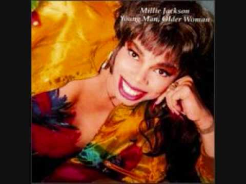 """★ Millie Jackson ★ People In My Head ★ [1991] ★ """"Young Man, Older Woman"""" ★"""