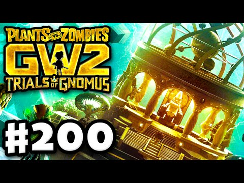 TRIALS OF GNOMUS - Plants vs. Zombies: Garden Warfare 2 - Ga
