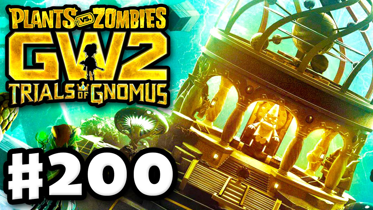 Trials Of Gnomus Plants Vs Zombies Garden Warfare 2