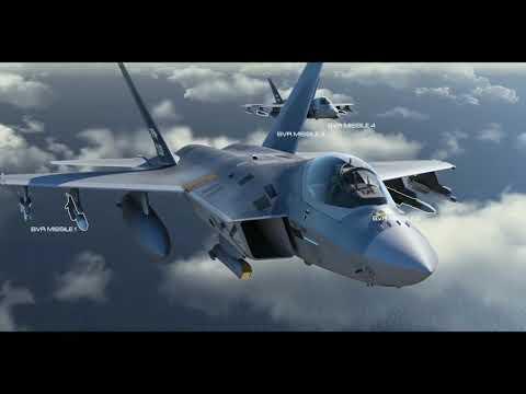 Download KFX Fighter Jet