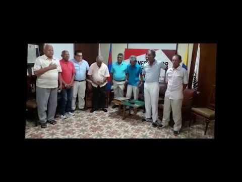 Minuto de silencio por jugadores fallecidos del Unión Magdalena