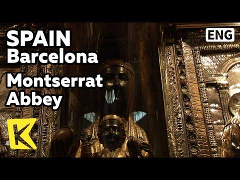【K】Spain Travel-Barcelona[스페인 여행-바르셀로나]검은 성모상이 있는 '몬세라트 수도원'/Montserrat/Black Madonna/Holy site