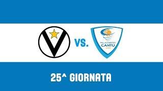 25^Giornata: Segafredo Virtus Bologna - Red October Cantù 83-88 thumbnail