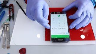 Samsung Galaxy S6 Ekran Değişimi Nasıl Yapılır?