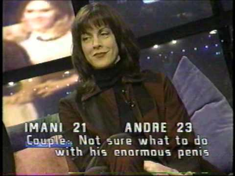 1999  MTV's LOVELINE w guest Wendie Malick  FULL EPISODE