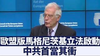 歐盟版馬格尼茨基立法啟動 中共首當其衝|新唐人亞太電視|20191214