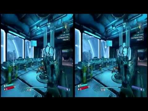 Borderlands the Pre-Sequel in 3D