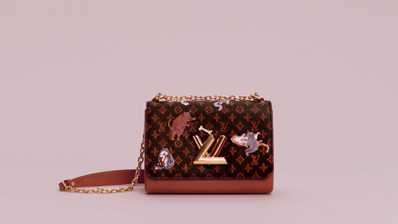 765307a3f2e2 Louis Vuitton x Grace Coddington Capsule Collection - YouTube