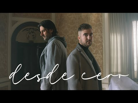 Beret y Melendi presentan el videoclip de Desde cero