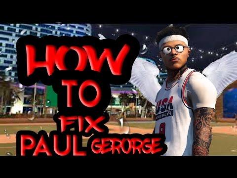 How To Fix Paul George Loading Screen!!