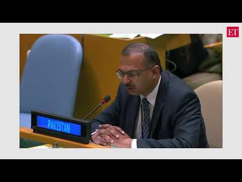 Pak brings in RSS, Yogi Adityanath to attack India at UN thumbnail