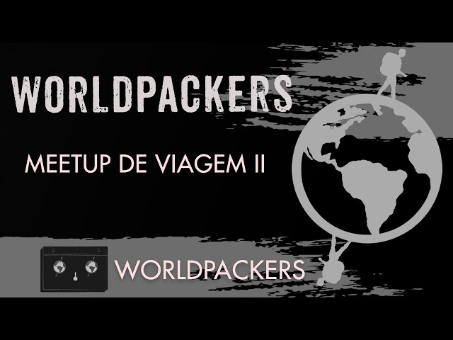Meetup de viagem 2 - Worldpackers Brasil