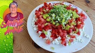 Çingen Salatası Tarifi