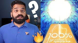 0 100% in 13 Mins - Vivo Super Flash Charge 120Watts Charging📱⚡️🔥