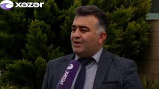Bakıda 9 avtomobil əzilib - Dəymiş ziyanı kim ödəməlidir?