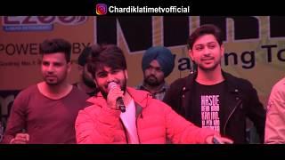 Inder Chahal Live Show 2018 | Ninja Live Perfromance | Punjabi University Patiala |