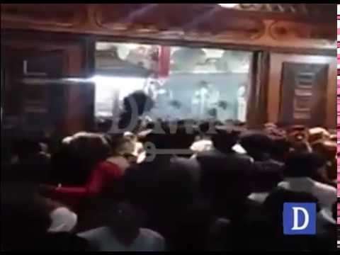 Exclusive Footage Of Blast At Lal Shahbaz Qalandar
