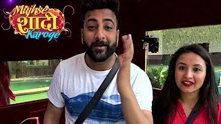 Mujhse Shaadi Karoge Preview: Shahbaaz And Navdeesh' Scary Prank On Housemates