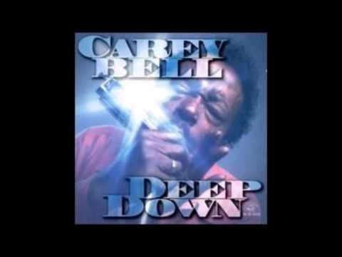 3 When I Get Drunk , Carey Bell