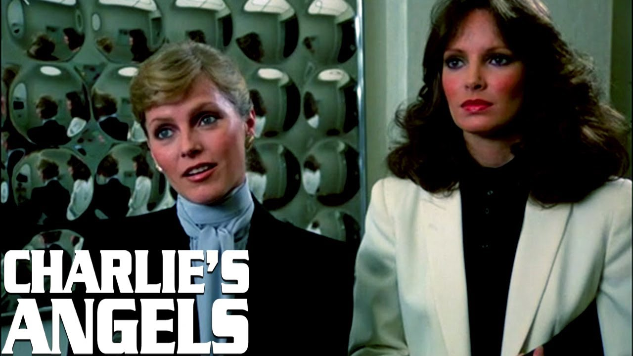 The Angels Become Corporate Executives | Charlie's Angels