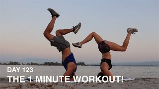 The Ultimate 1 Minute Workout!
