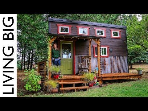 The Elsa By Olive Nest Tiny Homes Tiny House Design I