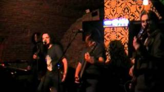 Aeon Sun - In And Above Men (Moonspell Cover) (Live @ Bohemian Flow, 13.02.2011)
