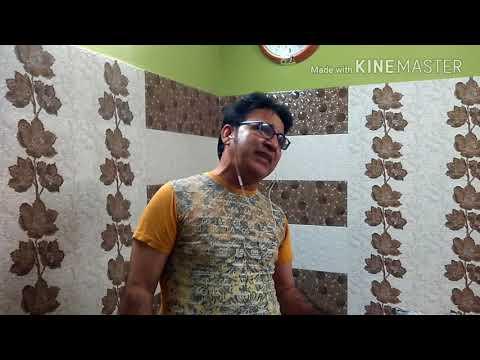 Mahka mahka Roop tumhara Bahki Bahki chal. sung by JL Bhutani
