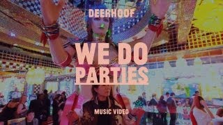 "Deerhoof - ""We Do Parties"" (Official Music Video)"