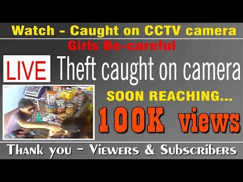 Watch Daylight Chain snatching in shop caught on camera Like|Share|Subscribe
