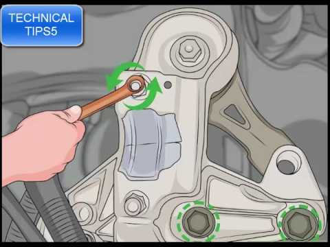 How to Change a Car Engine