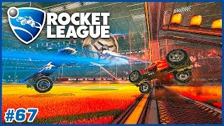 Bu maçlar kaçmaz I Rocket League Türkçe Multiplayer I 67. Bölüm