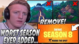 Tfue Explains Why Season 8 Was The WORST Thing To Happen To Fortnite So Far...