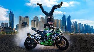 LAS MOTOS MAS INCREIBLES DE DUBAI