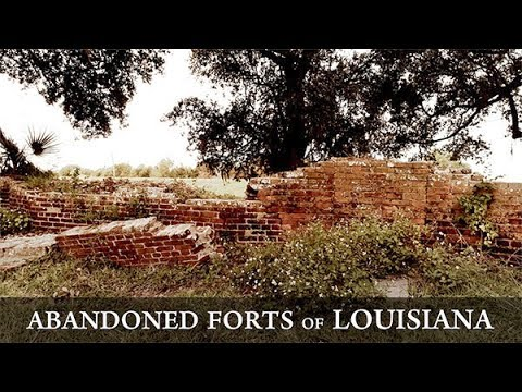 Watch our drone video peek inside abandoned Fort Jackson