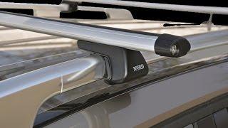 видео Автомобильный бокс на крышу: обзор, виды, характеристики и отзывы