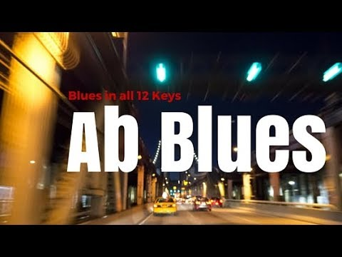 Ab Blues (Play-Along)