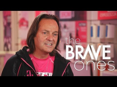 John Legere, CEO of T-Mobile | The Brave Ones