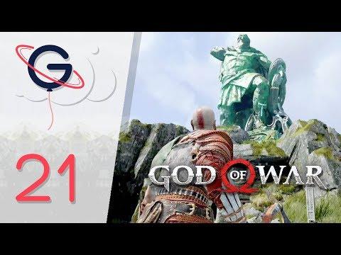 GOD OF WAR FR #21 : Détruire la statue de Thor
