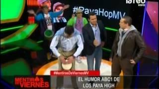 """El humor clasista de """"Paya high"""" en Mentiras Verdaderas"""