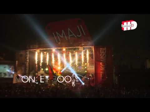 Monkey Boots - JAKARTA | Jakarta Night Festival 2014 - HD720p