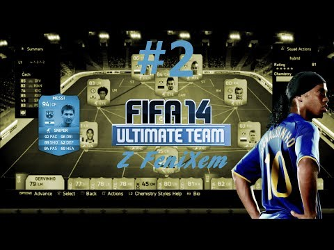 FIFA 14 Ultimate Team PS4 #2 - Puchar