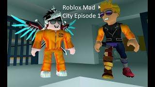 Roblox Mad City Episode 1 ft. Bluetiger016