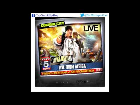 French Montana - True Story (Feat. Brock) [Live From Africa]