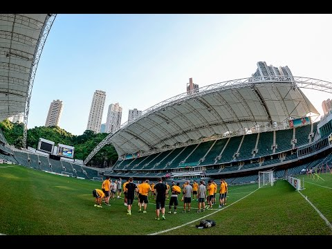 Sights set on South China - In campo all'Hong Kong Stadium