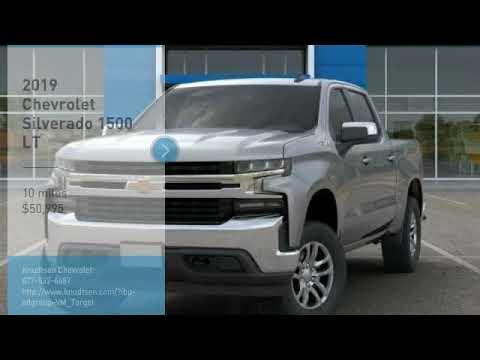 2019 Chevrolet Silverado 1500 2019 Chevrolet Silverado 1500 LT FOR SALE in Post Falls, ID JJ1450