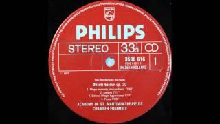 Mendelssohn, String Octet Op 20 , ACADEMY OF ST  MARTIN IN THE FIELDS, CHAMBER ENSEMBLE