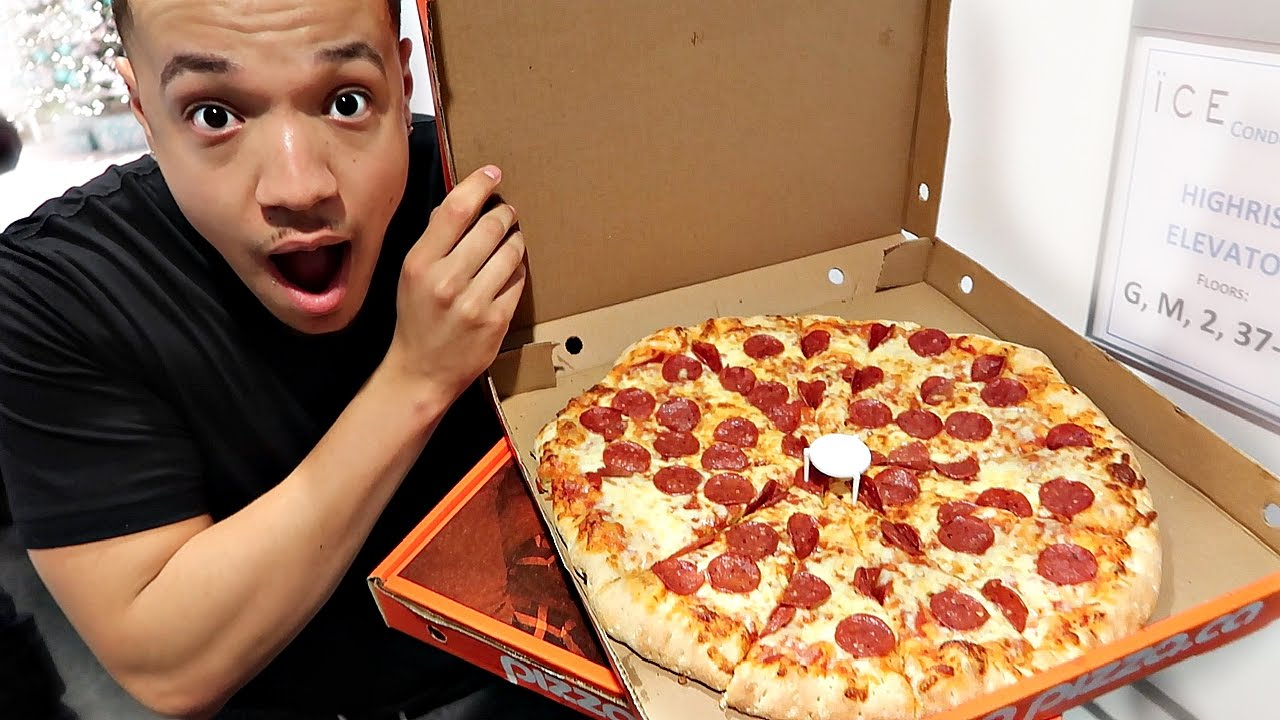 How To Score Free Pizza From Pizza Hut —Forever